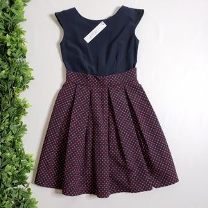 MODCLOTH CLOSET LONDON Fluttering Romance Dress